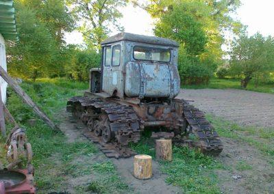 Skansen Starych Ciągników i Maszyn Rolniczych (1)