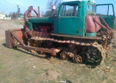 Skansen Starych Ciągników i Maszyn Rolniczych (10)