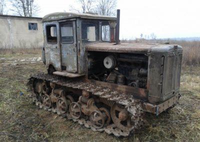 Skansen Starych Ciągników i Maszyn Rolniczych (13)