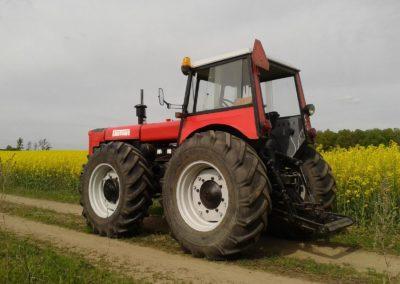 Skansen Starych Ciągników i Maszyn Rolniczych (14)