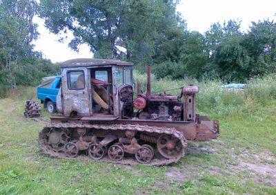 Skansen Starych Ciągników i Maszyn Rolniczych (2)