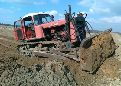 Skansen Starych Ciągników i Maszyn Rolniczych (3)