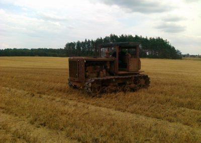 Skansen Starych Ciągników i Maszyn Rolniczych (4)