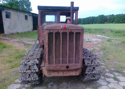 Skansen Starych Ciągników i Maszyn Rolniczych (5)