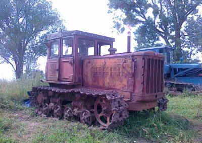 Skansen Starych Ciągników i Maszyn Rolniczych (6)