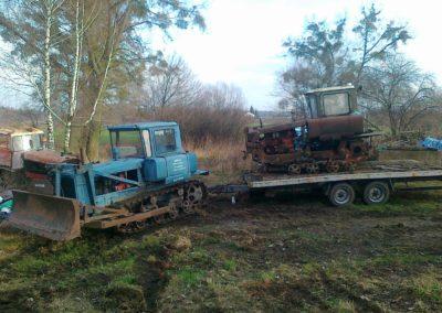Skansen Starych Ciągników i Maszyn Rolniczych (8)